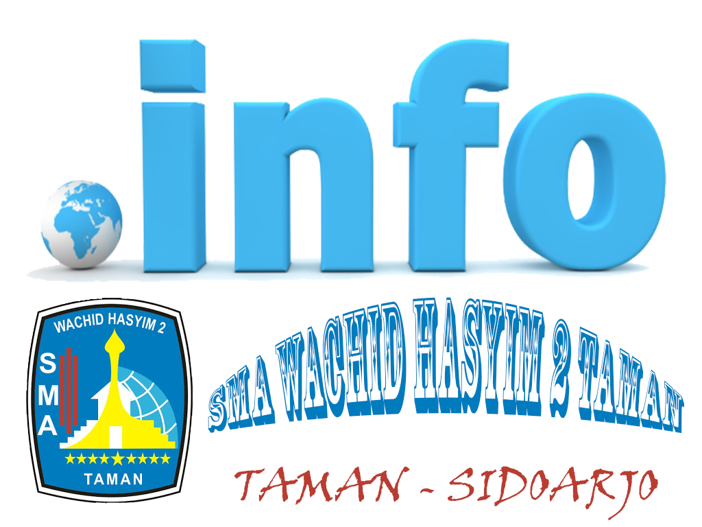 PENGUMUMAN PESERTA DIDIK BARU SMA WACHID HASYIM 2 TAMAN 2017-2018